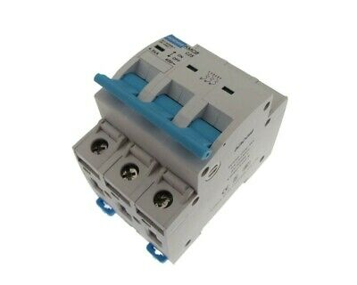 HQ KACON Single Pole AC220//380V 【10A】 Circuit Breaker Din rail mounting