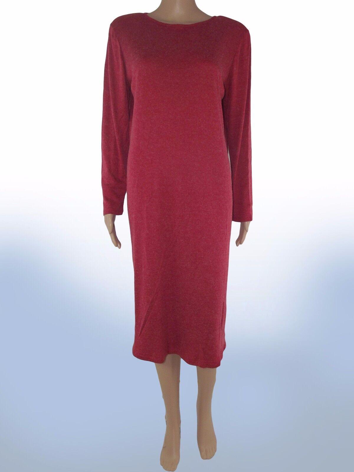 Mariella burani woman dress calf size 49 51 wool mix