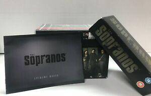 LOS-SOPRANO-DVD-SERIE-COMPLETA-6-TEMPORADAS-EN-INGLES-ENV-O-24-HORAS-EXLCUSIVO
