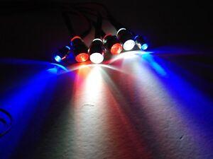 RC-Car-6-Led-Lights-for-Traxxas-Losi-Associated-Arrma-Hpi-Tamiya-Kyosho