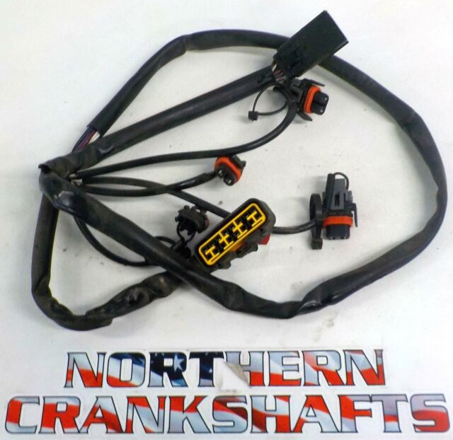 07-11 Arctic Cat M1000 Sno Pro Efi 162in Hood Wiring ...