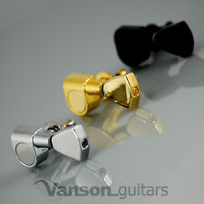 6 x NEW Vanson VN-04 Tuners, Machine heads for Les Paul, SG, Strat®, Acoustic