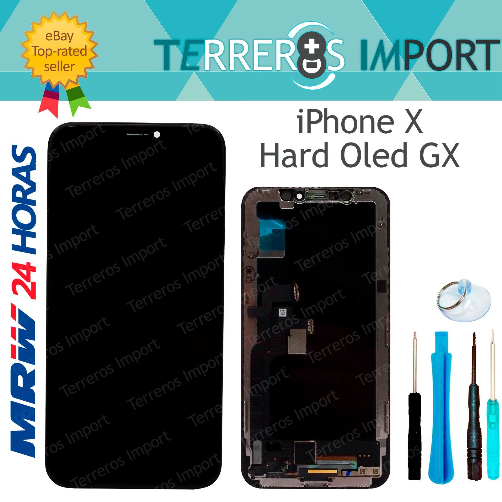 Pantalla Completa LCD Display OLED para iPhone X A1865 A1901 A1902 GX...