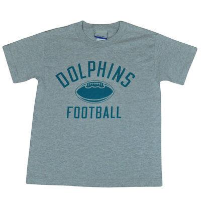 Baseball & Softball Kraftvoll Nfl Reebok Miami Dolphins Junge Kinder Training T-shirt Fußball Dk6088 äRger LöSchen Und Durst LöSchen Fanartikel