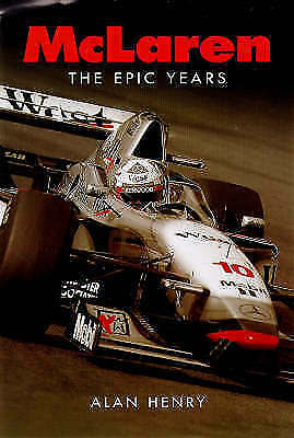 McLaren: The Epic Years-ExLibrary