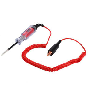 3v-48v Digital Electric Circuit Lcd Tester Test Light Car Trailer Rv Snowmobile Back To Search Resultshome