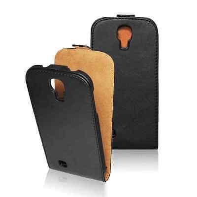 % Huawei Ascend P6 Hülle Etui Flip Case Cover Handy Tasche + Silikonhülle Folie
