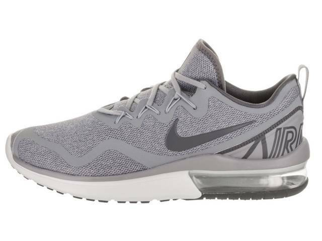 NEW homme Nike Baskets Air Max Fury chaussures Baskets Nike Taille: 11 Color: Wolf  Gris 3502c4