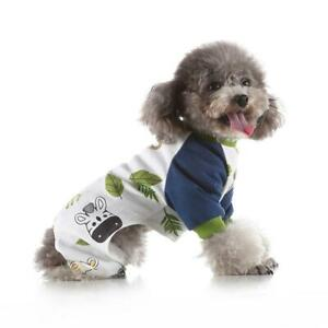Cute-Small-Dog-Summer-Cotton-Clothes-Puppy-Pajamas-Jumpsuit-Pet-Cat-Coat-Costume