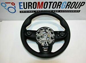 Mini-Sport-Volant-de-Direction-en-Cuir-Volant-Jcw-F54-F55-F56-F57-F60