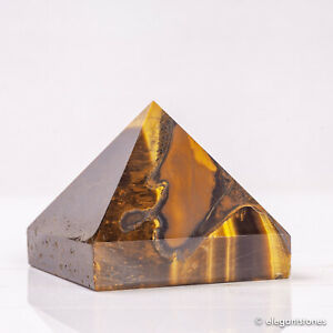 231g-59mm-Natural-Tiger-Eye-Quartz-Crystal-Pyramid-Healing-Gemstone-Chakra-Decor