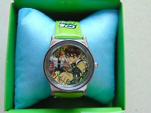 Details about Ben 10 Kid's Cartoon Watch With Gift box