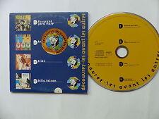 CD Promo Decouvrez les avant les autres TOP / TRIBE / BILLY FALCON / THOUSAND YA