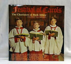 Festival-of-Carols-Choristers-of-Bath-Abbey-vinyl-LP