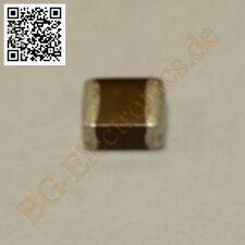 50x MLCC 0805 100nF 50V X7R Yageo C0805KRX7R9BB104 //-10/%