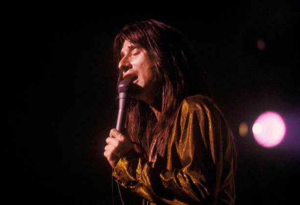 OLD MUSIC PHOTO Steve Perry Of Journey Performs On Stage In New York In 1979 4