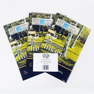 Bockingford Artists WaterColour Paper A4 Pack 50 Sheets NOT 300g Curtisward Pack