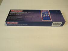 Sae Extra Long Ratcheting Combination Wrench Set Sizes 1316 78 1516 1