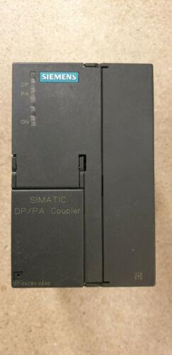 Siemens Simatic S7 6ES7 157-0AC80-0XA0 Anschaltung DP//PA Coupler