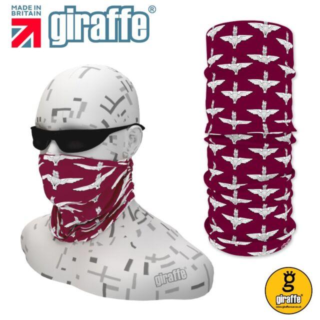 RAF White-390 Multifunctional Headwear Neckwarmer Snood Bandana Headband Tube