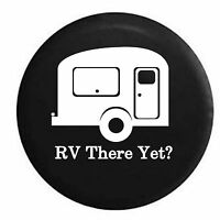 Rv There Yet? Travelcamper Trailer Spare Tire Cover Vinyl