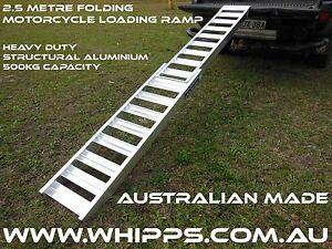 2-5-Metre-Folding-Motorcycle-Loading-Ramp