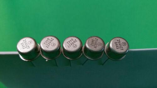 lot of 5 pieces. 2N4427 Motorola transistor