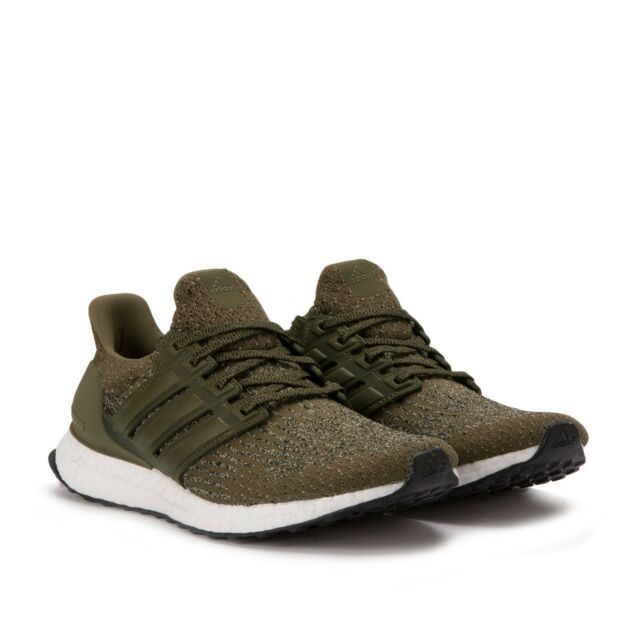 4a7b6379218 BNIB Adidas Ultra Boost 3.0 Trace Olive Green Cargo S82018 Men s Size 13 DS  New