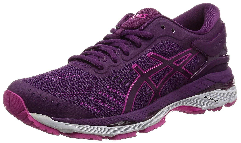 a00bcb12406a ASICS Running shoes LADY GEL-KAYANO 24-slim Pink Glow US7.5(24.5cm) Prune  TJG760 nnawwu3016-Women