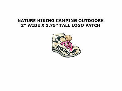 "TENT /& MOON-Trip,Vacation,Outdoors IRON ON EMBROIDERED PATCH w//STARS /""CAMP/"""