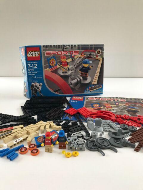 NEW Condition Lego STICKERS Hockey /& Lego Logo 3579 Sports NHL