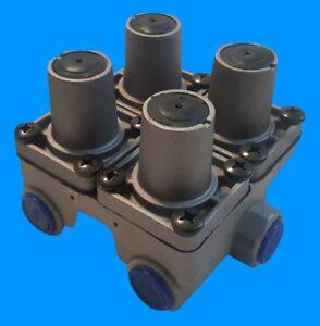 1x Mehrkreischutzventil Vierkreisschutzventil  Mercedes Benz NG bis96