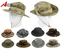 Bucket Hat Military Usmc Fishing Hunting Camping Wide Brim Boonie Hat Cap