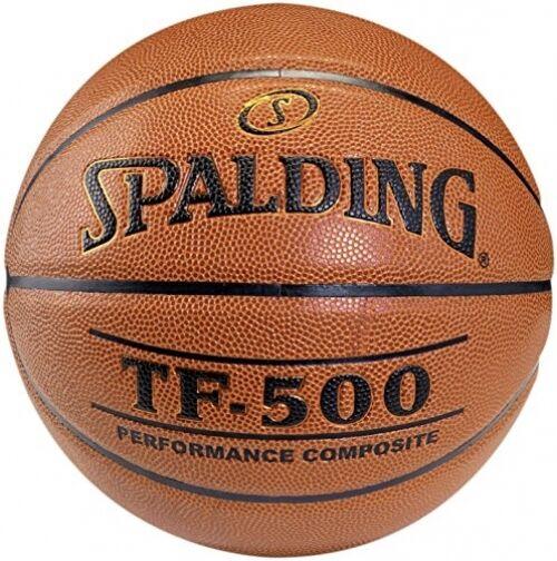 7121b7d18eb Spalding TF 500 Basketball - orange