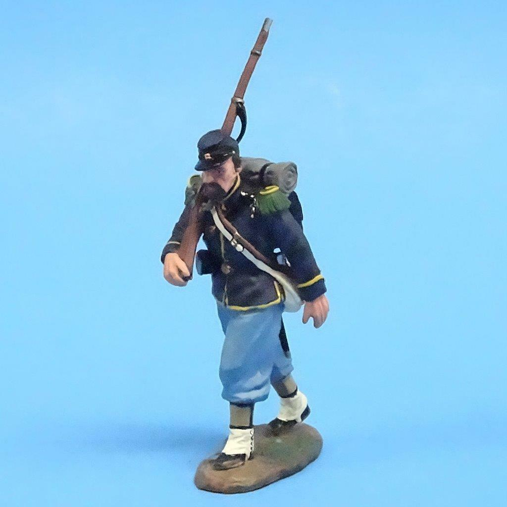 CORD-338 - Union Advancing (CW035) - ACW - King and Country - 54mm Metal -No Box