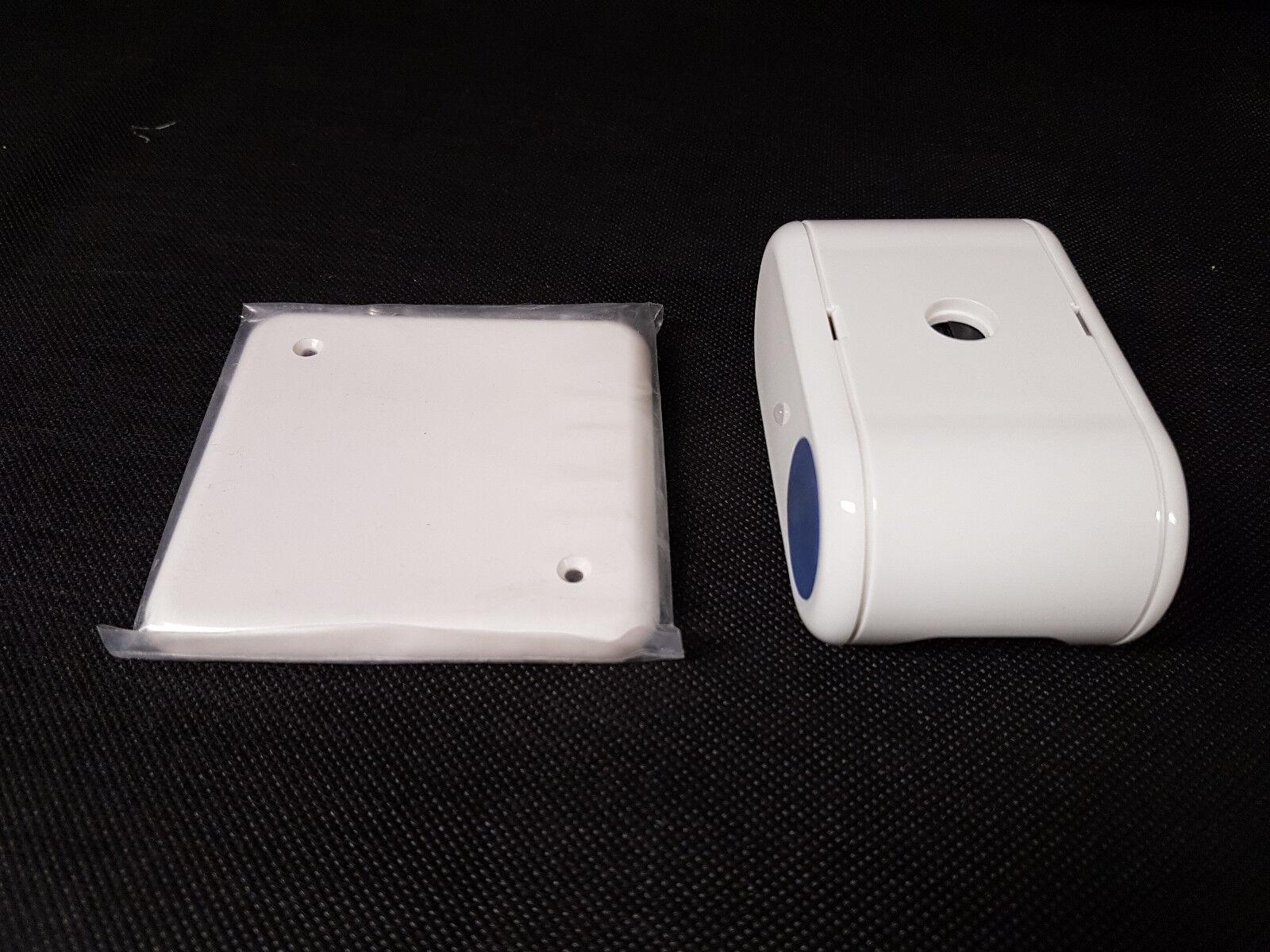 Aufrüstsatz WC-Spülauslösung Weiß Edition (Funk) 802.50.W060R
