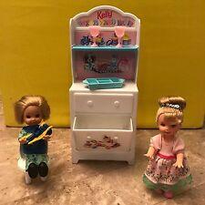 Mattel Barbie Kelly & Tommy Dolls