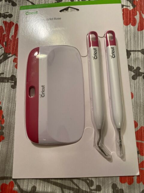 New Cricut Essential Tool Set Rose