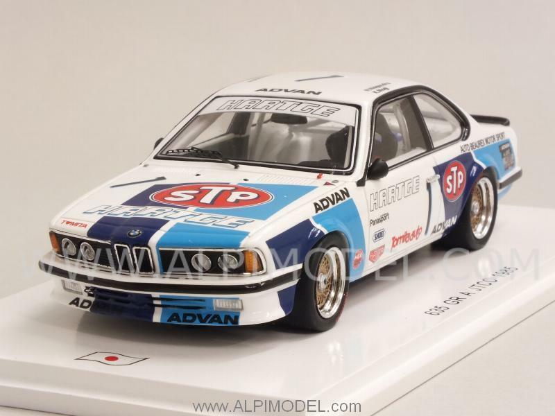 BMW 635 GR A JTCC 1985 Nagasaka - Mogi 1 43 SPARK SJ026