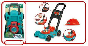 Children S Push N Go Lawnmower Push Along Kids Child
