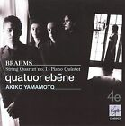 Brahms: String Quartet No. 1; Piano Quintet (CD, Aug-2009, Erato (USA))