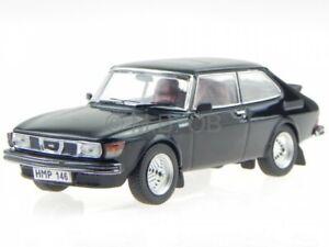 Saab-99-Turbo-Combi-Coupe-77-black-diecast-model-car43043-Triple9-1-43