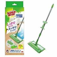 3M Scotch Brite Microfiber Mop Floor Wiper Cleaning FM F1J Japan New.