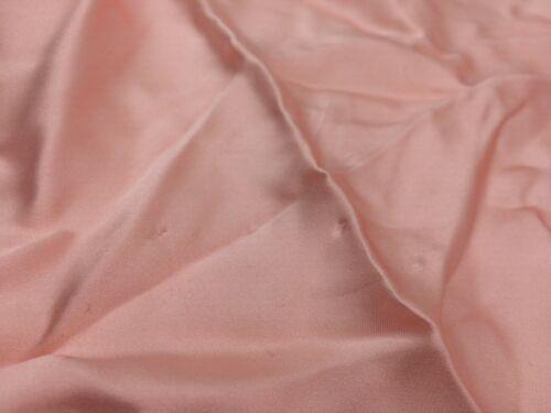 $95 BLOOMINGDALES Mens SOLID LIGHT PINK HANDKERCHIEF DRESS SILK POCKET SQUARE