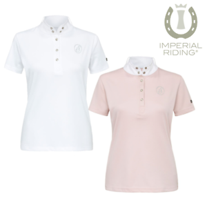 Imperial Riding Starlight Ladies Competition Shirt **SALE** **FREE UK Shipping**