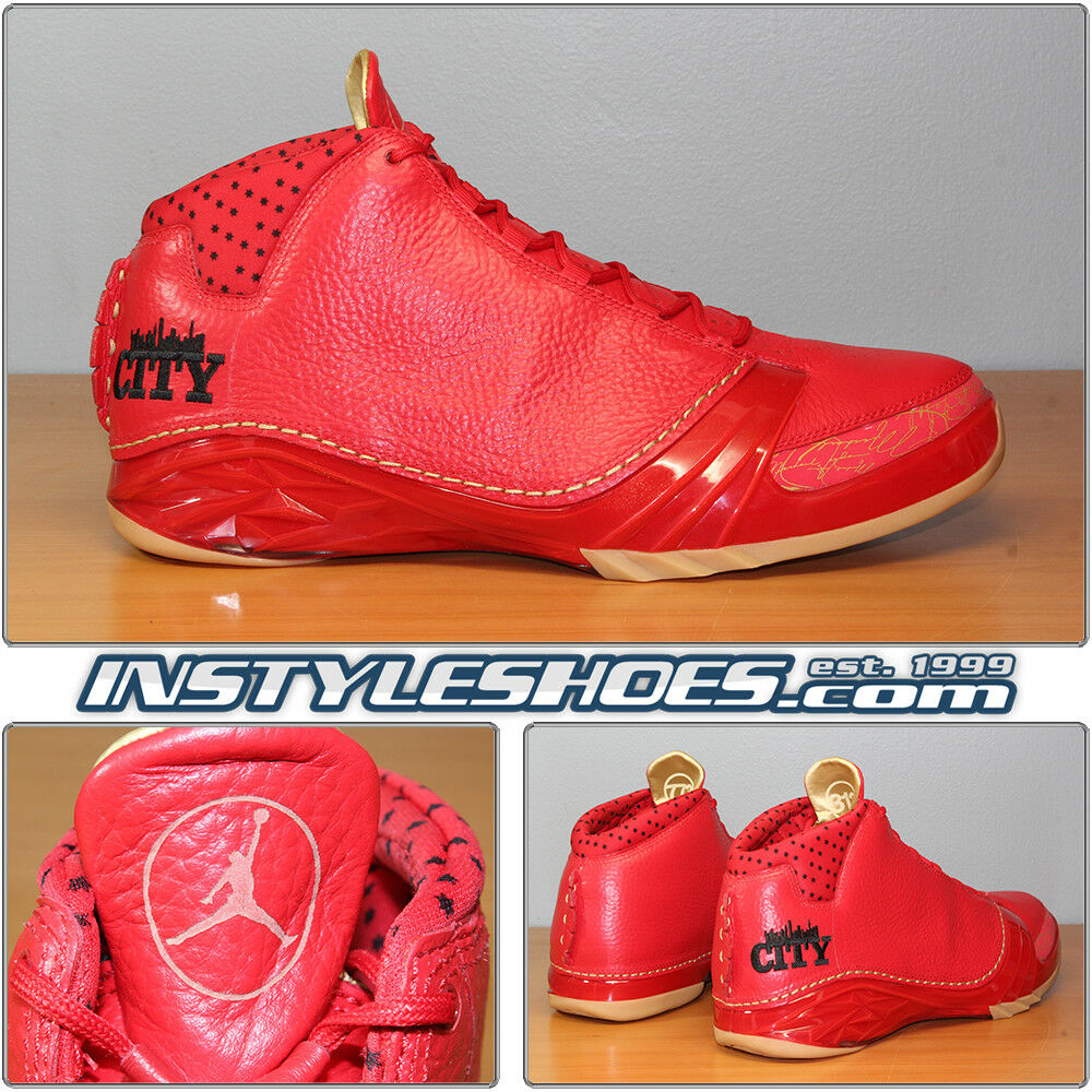 Nike air - jordan xx3 sz 10 ds - air stadt chicago ROT gum 811645-650 0884f7