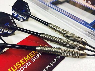 Target Phil Taylor TUNGSTEN SILVERLIGHT Dart Board DARTS Pro Grip Shafts 22gram