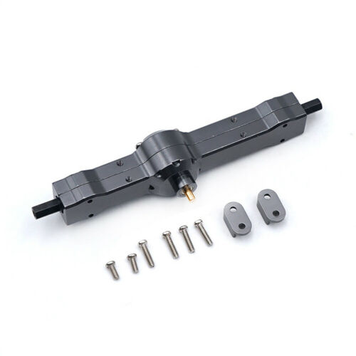 FRONT REAR BRIDGE AXLE ACCESSORIES FOR WPL 1//16 HENGLONG TRUCK RC CAR TOY SMART