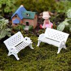 Fairy Garden Miniature Table & 1 Chair-Garden Ornament Sculpture Gift Stone HOT