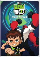 Ben 10 Omni Tricked Cartoon Network DVD 3.5hours